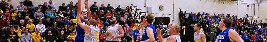Special Olympics Hoops at LCCC